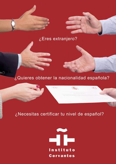 Folleto CCSE - Nacionalidad Española