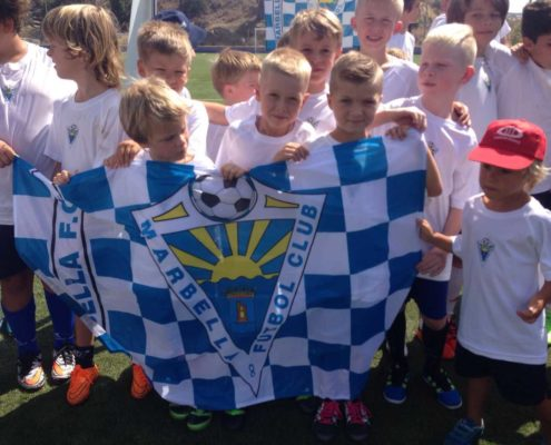 III Schools - Campamento de Fútbol en Marbella