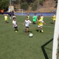 Campamento de Fútbol para niños del Instituto Internacional de Idiomas