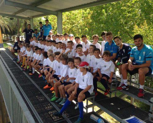Campamentos de Idiomas y Fútbol de Instituto Internacional de Idiomas