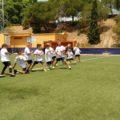 Campamento de Fútbol e Idiomas en Marbella