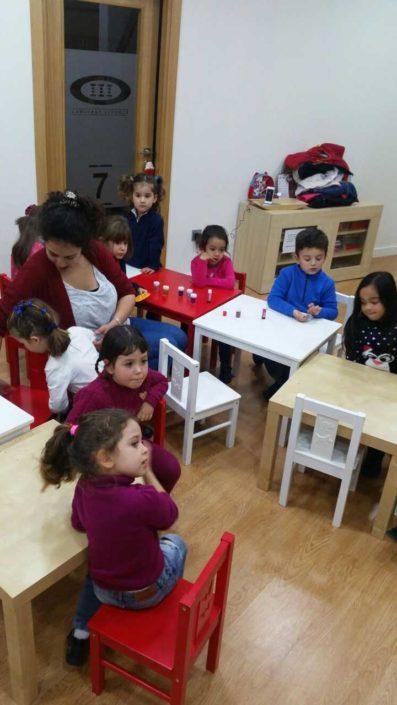 III Kids - Ingles para niños