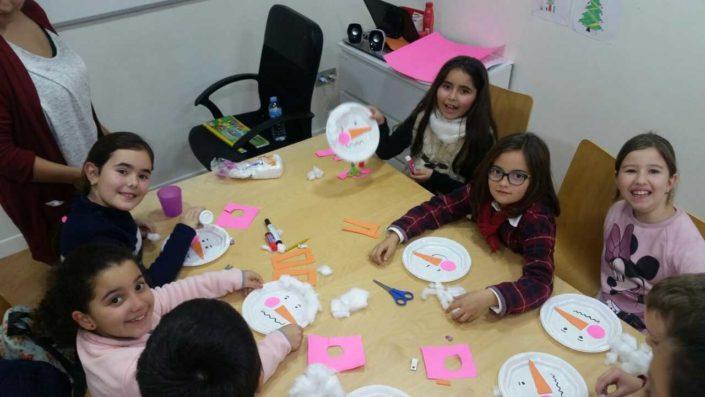 Idiomas para niños de 3-5 años