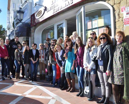Escuela de Idiomas en Nueva Andalucía