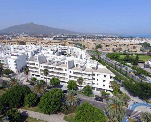 Apartamentos en Marbella - Instituto Internacional de Idiomas