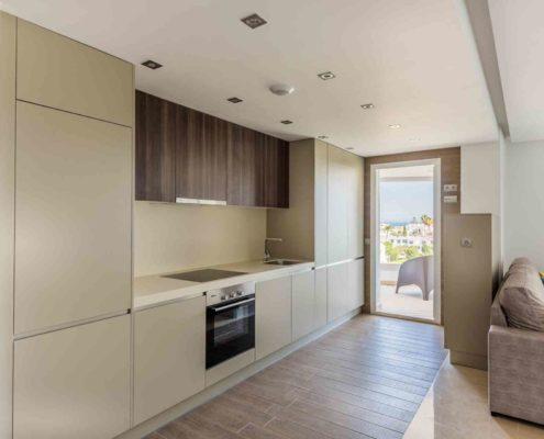 Cocina - Apartamentos