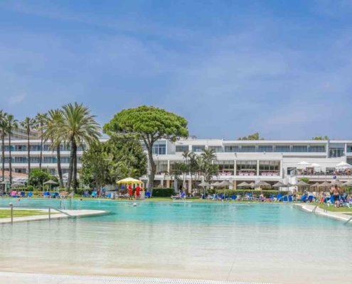 Alojamiento en Hotel Resort
