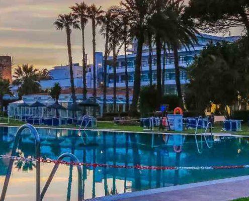 Hotel Resort junto al Mar - MArbella - San Pedro