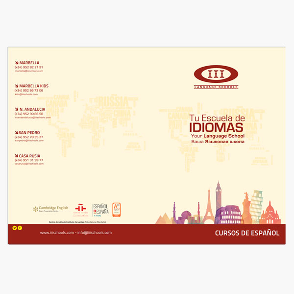 III Language Schools - Spanish Courses