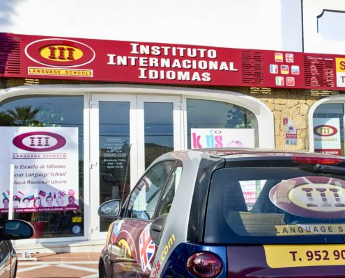 Escuela de Idiomas de Nueva Andalucía - Puerto Banús