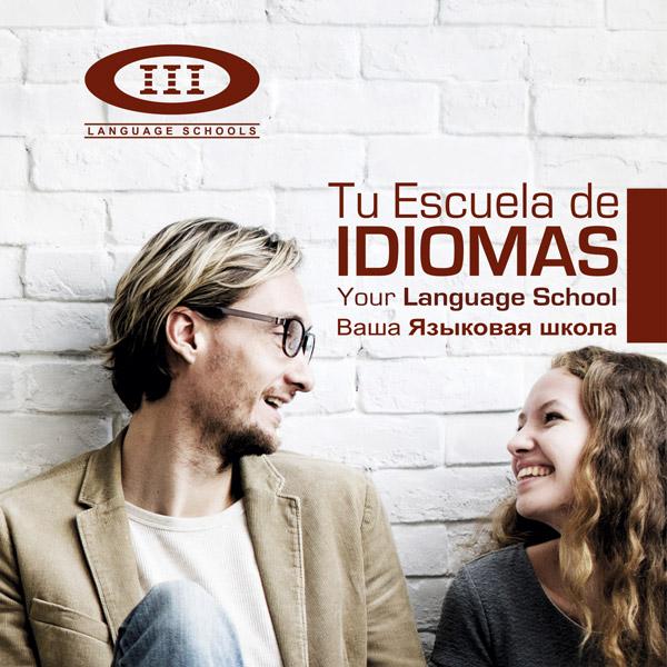 Folleto Cursos III - Instittuto Internacional de Idiomas