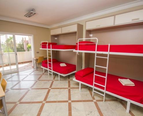 Apartamento-Residencia de estudiantes en N. Andalucia - Marbella