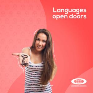 Languages open doors